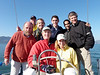 DAASV Goes Sailing With The Dodecs 12/17/11 : Our gracious hosts, Brent ('80 E'81 DP) and Cameron ('80 DP) Bilger, provided a sailing excursion for the Dartmouth Dodecs before their return trip to Hanover.  We met at the St Francis Yacht Club, and set sail for a wonderful day on the bay.