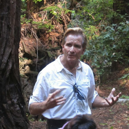 Hike through Ancient Redwoods with Beloved TV Naturalist 10/05/14